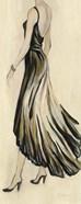 Evening Gown IV Crop