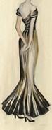 Evening Gown I Crop