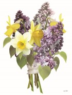 Lilacs and Daffodils