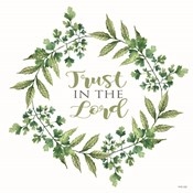 Trust in the Lord Wreath