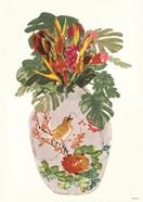 Tropical Vase I