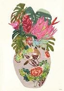 Tropical Vase II