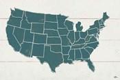 Peace and Lodge USA Map