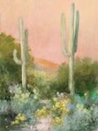 Sunrise Desert I
