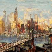 Sera su Manhattan