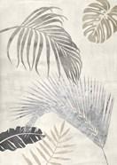 Palm Leaves Silver II