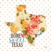 Home Sweet Texas Floral