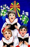 Christmas Choir Boys
