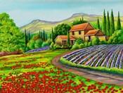 Tuscany Lavender