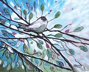 Glimmering Songbird