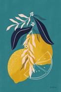 Lemons II Blue