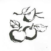Apples BW