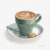 Wake Up Coffee II Linen Sage