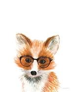 Fox in Glasses