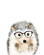 Hedgehog in Glasses