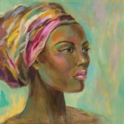 African Woman I