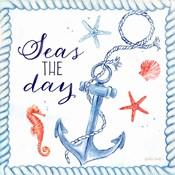 Nautical Sea Life III-Anchor
