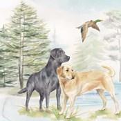 Woodland Dogs I