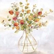 Eucalyptus Vase Spice II