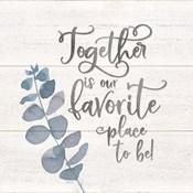 Natural Inspiration blue I-Together