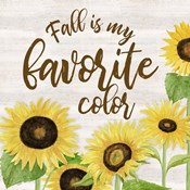 Fall Sunflower Sentiment II-Favorite