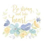 Kellys Garden III-Be Strong