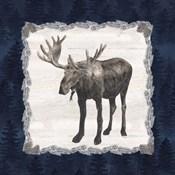 Blue Cliff Mountains IV-Moose