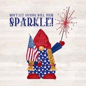 Patriotic Gnomes I-Sparkle