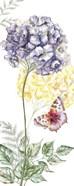 Wildflower Stem panel III