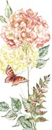 Wildflower Stem panel IV