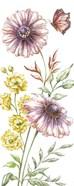 Wildflower Stem panel V