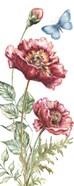 Wildflower Stem panel VII