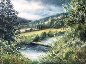 Dolores Ranch Painting