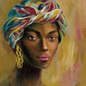 African Face I