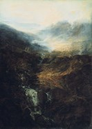 Morning amongst the Coniston Fells, Cumberland, 1798