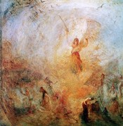 The Angel Standing in the Sun, 1846
