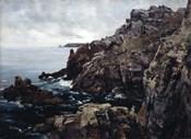 Headland of Raz, 1884