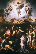 The Transfiguration, c1519-1520