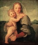 The Mackintosh Madonna, c1510-1512