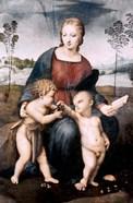 Madonna del Cardellino, 1507