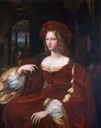 Portrait of Jeanne d'Aragon, 1518