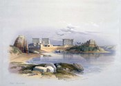 Philae, 1838