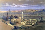 Cairo from the Gate of Citizenib, 19th century