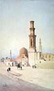 Tomb of the Califes, Cairo, c1907