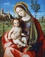Madonna and Child, c1510