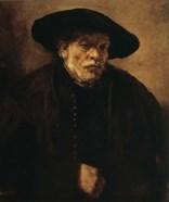 Portrait of Rembrandts Brother, Andrien van Rijn, 1654