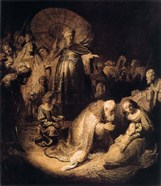 The Adoration of the Magi, 1632