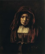 Portrait of an Old Woman, 1654