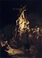 Descent From the Cross, 1634