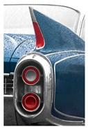 1960 Blue Cadillac